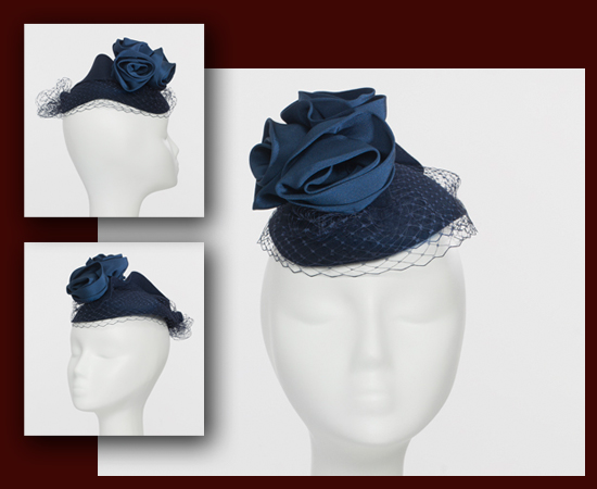 "Phyllis Custom ""Fascinator"""